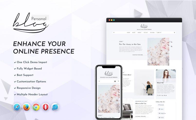 Blog Personal