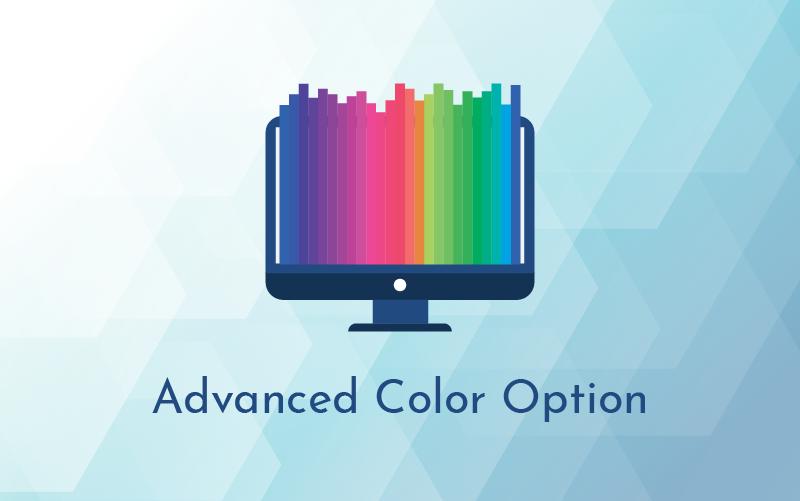 Advanced Color Option