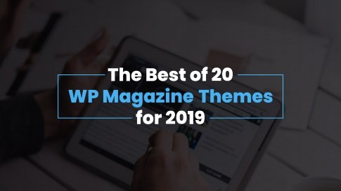 Top 20 WP Magazine Themes