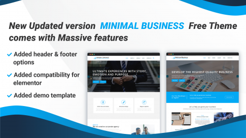 Minimal Business 1.0.7
