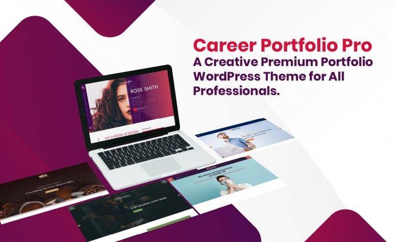 Career Portfolio Pro