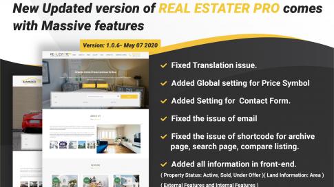 Real Estater Pro 1.0.6