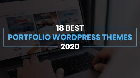 Best Portfolio WordPress Themes of 2020