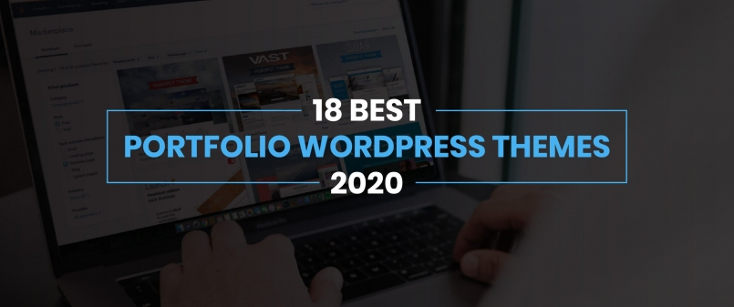 Best Portfolio WordPress Themes of 2020