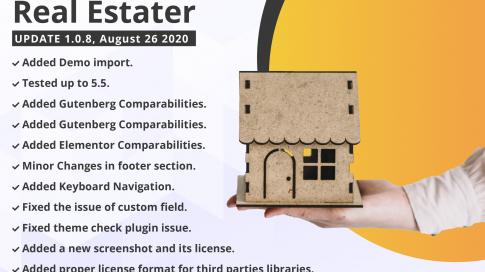 Real Estater 1.0.8