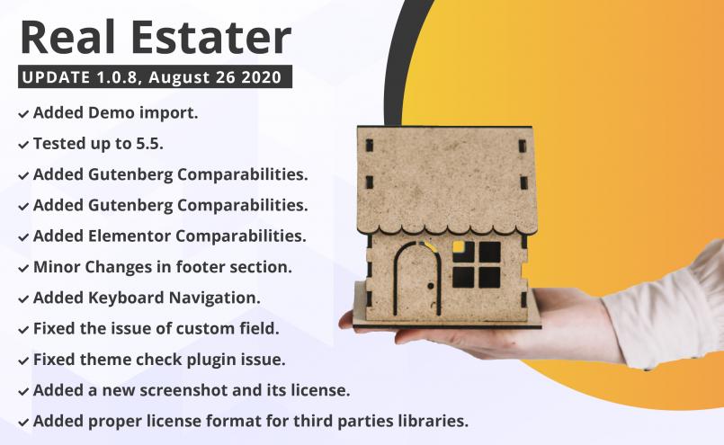 Real Estater 1.0.8