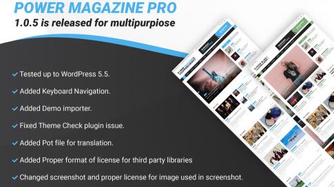 Power Magazine Pro