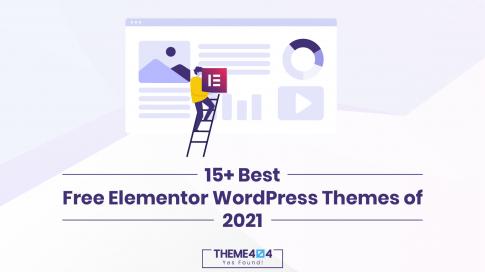15+ Best Free Elementor WordPress Themes of 2021