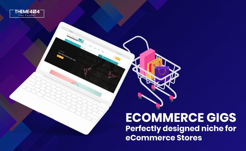 Ecommerce Gigs Free Theme