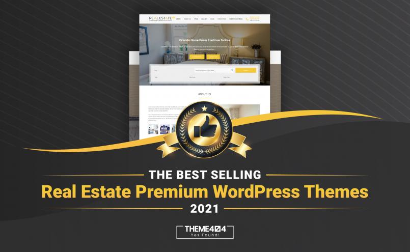 Best Real Estate Premium WP Themes