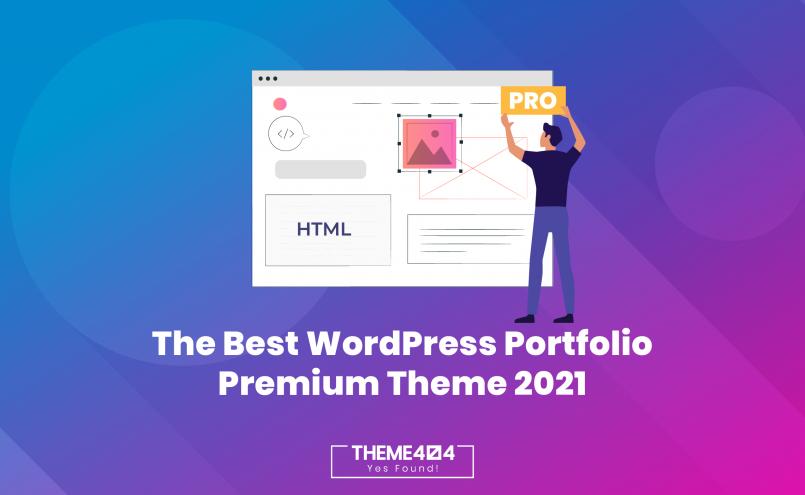 Best WordPress Premium Portfolio Themes