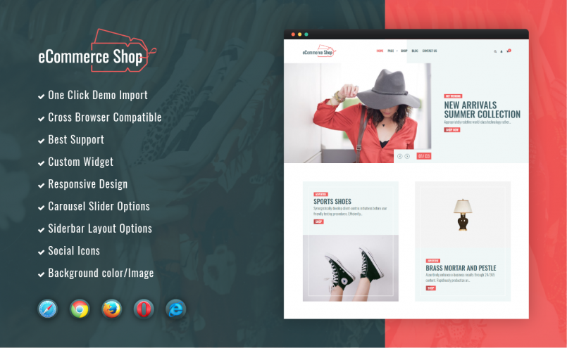 457a0bd46 eCommerce Shop Pro  The Ideal Solutions For All Your WooCommerce ...