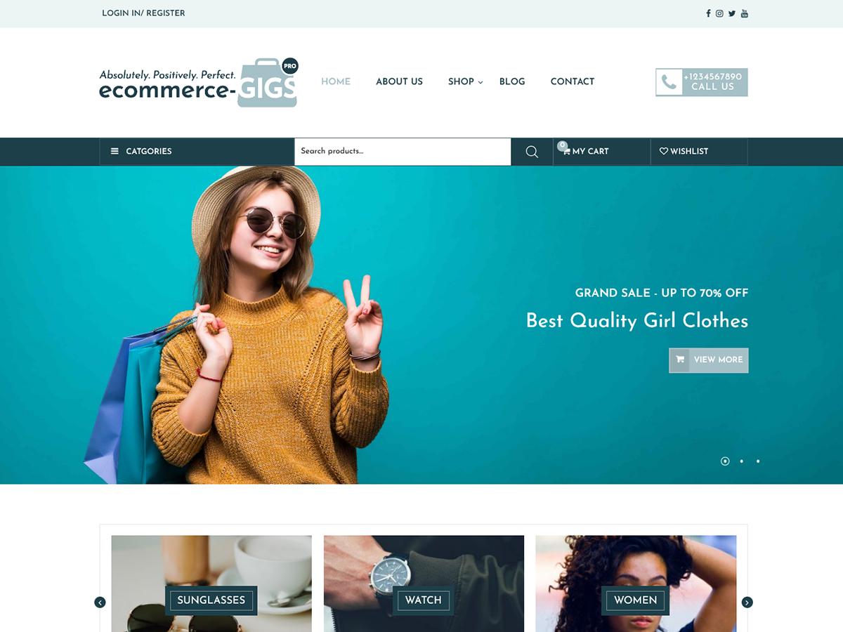 eCommerce Gigs Pro